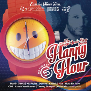 Album The Roger Goode Show Presents The Happy Hour (Revised Version) from Various Artists