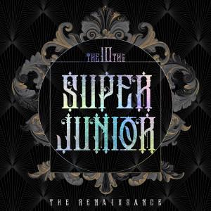 อัลบัม The Renaissance - The 10th Album ศิลปิน Super Junior