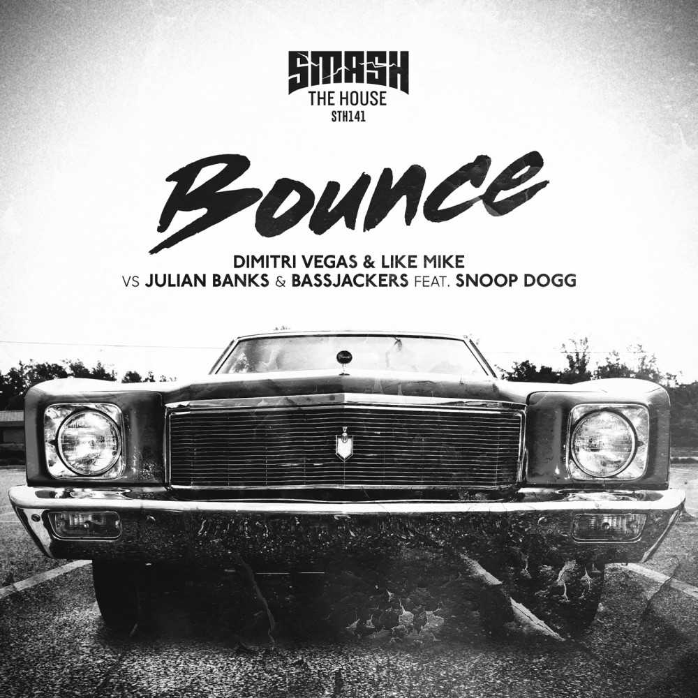 Bounce 2018 Dimitri Vegas & Like Mike; Julian Banks; Snoop Dogg