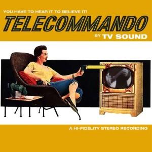 Album Telecommando from TV Sound