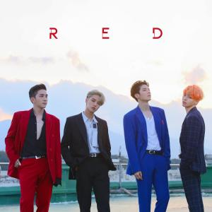 Album RED from 더 로즈