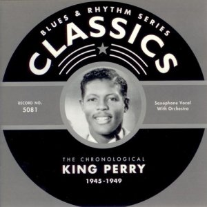 Album 1945-1949 from King Perry