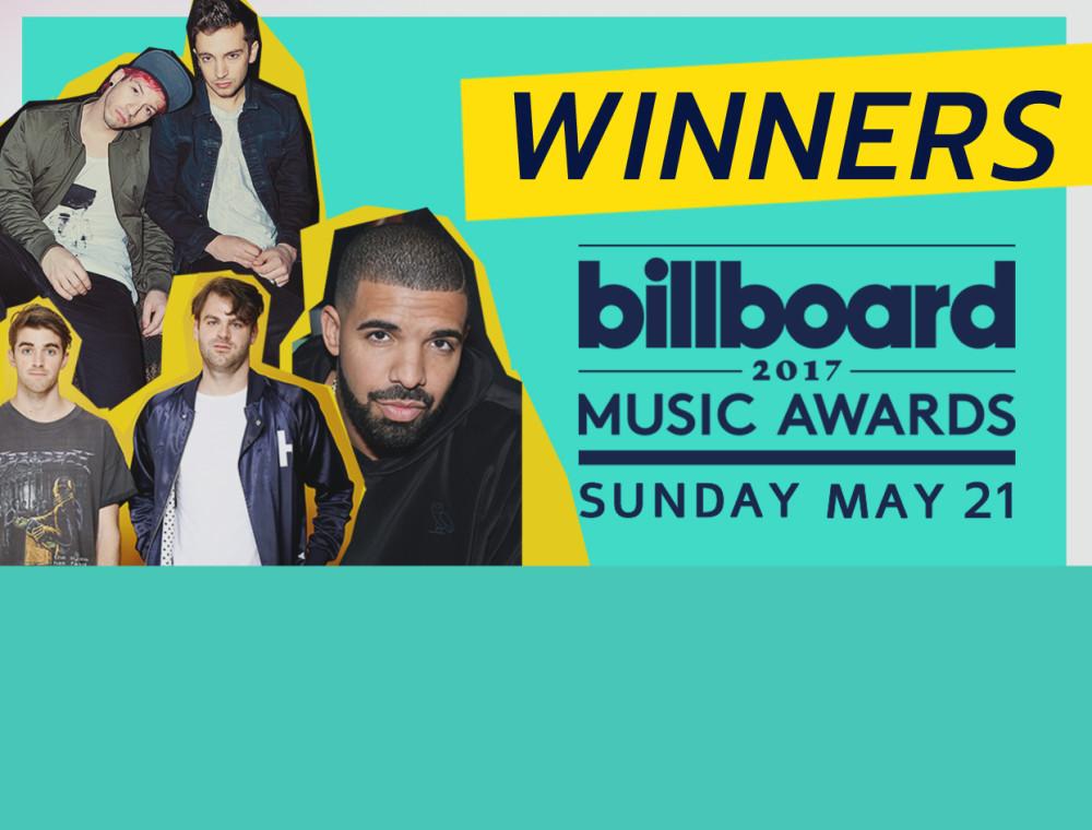 เช็คผลประกาศรางวัล Billboard Music Awards 2017 ได้ที่นี่