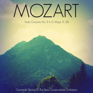 Mozart: Violin Concerto No. 3 in G Major, K. 216
