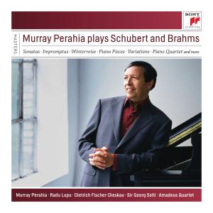 Album Murray Perahia Plays Brahms and Schubert from Murray Perahia