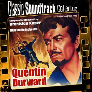 Album Quentin Durward (Ost) [1955] from The MGM Studio Orchestra