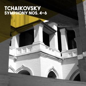 Album Tchaikovsky: Symphony Nos. 4-6 from Yevgeni Svetlanov