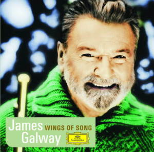 Album James Galway - Wings of Song from James Galway
