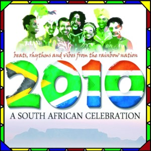 Album 2010, A South African Celebration : Beats, Rhythms and Vibes from the Rainbow Nation from Jika Marimba Vibes