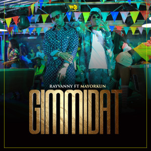 Album Gimmidat from Mayorkun