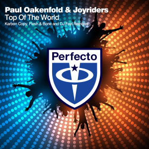 Paul Oakenfold的專輯Top Of The World