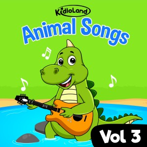 KidloLand的專輯Kidloland Animal Songs, Vol. 3
