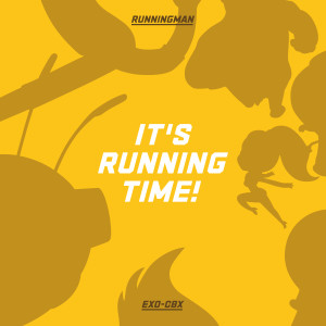EXO-CBX的專輯It's Running Time!