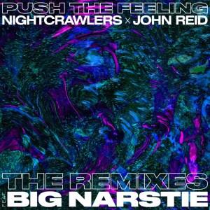 Album Push The Feeling (The Remixes) from John Reid