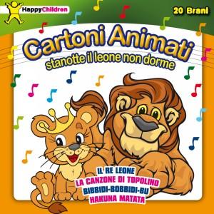 Album The lion sleeps tonight (Il meglio dei cartoni animati : il re leone) from Fabio Cobelli
