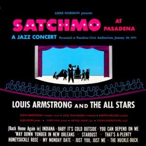 Louis Armstrong的專輯Satchmo At Pasadena