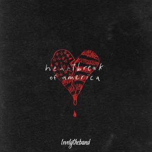 Album heartbreak of america from lovelytheband