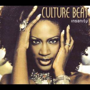 Album Insanity from Culture Beat