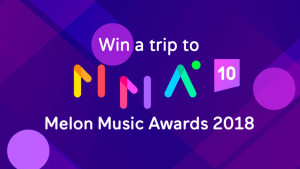 Melon Music Awards 2018 Flyaway Contest