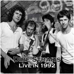 Album Live in 1992 from Dire Straits