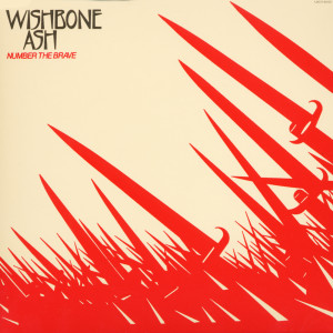 Album Number The Brave from Wishbone Ash