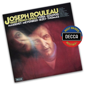 Album Joseph Rouleau Sings French Opera from Covent Garden