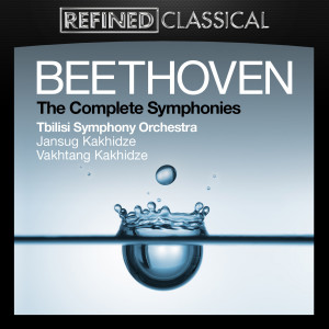 Album Beethoven: The Complete Symphonies in High Definition from Jansug Kakhidze