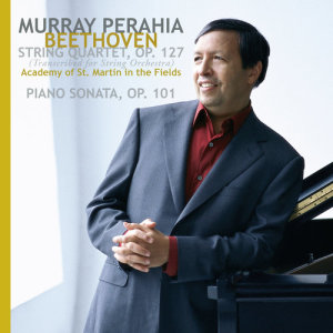 Murray Perahia的專輯Beethoven: String Quartet, Op. 127 & Piano Sonata, Op. 101