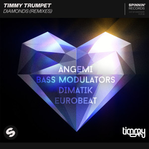 Listen to Diamonds (Dimatik Remix) song with lyrics from Timmy Trumpet