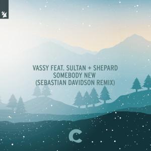 Album Somebody New (Sebastian Davidson Remix) from Vassy