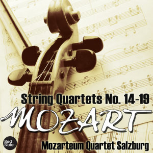 Listen to String Quartet No.15 in D Minor, K. 421: III. Menuetto: Allegro song with lyrics from Mozarteum Quartet Salzburg