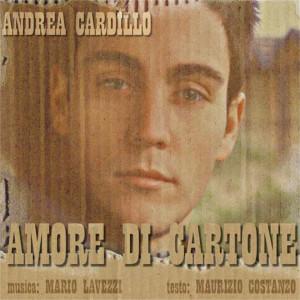Album Amore di cartone from Andrea Cardillo
