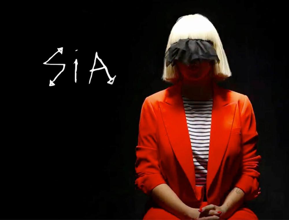Sia สุดยอดนักร้องนักแต่งเพลงแห่งทศวรรษ