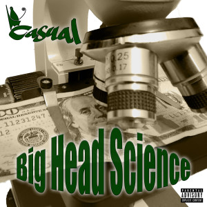 Album Big Head Science from Casual