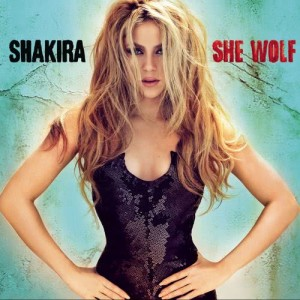 Shakira的專輯She Wolf (Expanded Edition)