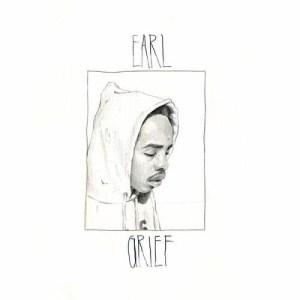 Album Grief from Earl Sweatshirt