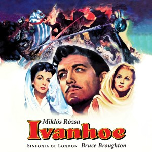 Bruce Broughton的專輯Ivanhoe (Original Motion Picture Soundtrack) (Re-Recording)