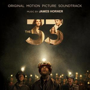 Album The 33 (Original Motion Picture Soundtrack) from James Horner