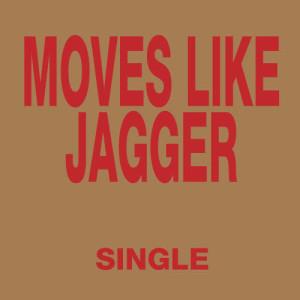 Album Moves Like Jagger - Single from MStar Massive
