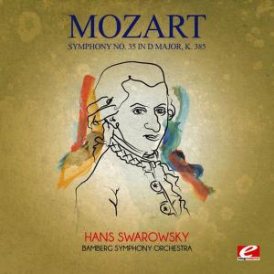 Album Mozart: Symphony No. 35 in D Major, K. 385 (Digitally Remastered) from Bamberg Symphony Orchestra