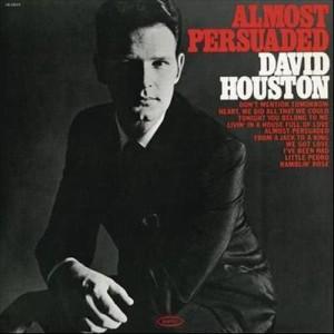 Album Almost Persuaded from David Houston