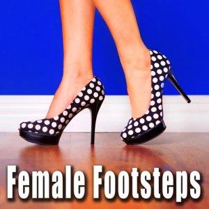 Sound Ideas的專輯Footsteps: Female