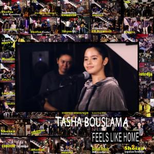Satu Dua Tiga- FEELS LIKE HOME (Live at KANAMUSIK) dari Tasha Bouslama
