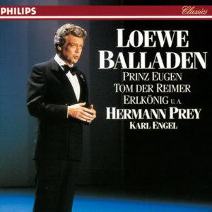 Karl Engel的專輯C. Loewe: Balladen