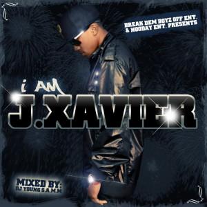 Album I Am J.Xavier from J Xavier