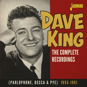 Album The Complete Recordings (Parlophone, Decca & Pye) 1955-1961 from Dave King