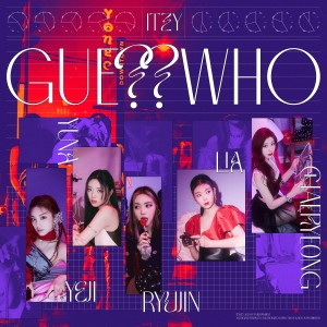 ITZY的專輯GUESS WHO