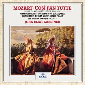 Album Mozart, W.A.:Cosi fan tutte K.588 - Highlights from Carlos Feller