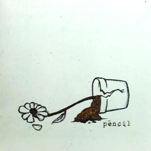 Album Idealis Tak Terarah from Pencil