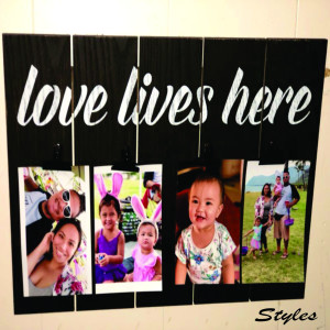 Album Love Lives Here from Styles